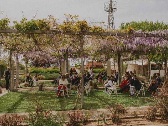 La boda de David y Vanesa en L' Ametlla Del Valles, Barcelona 72