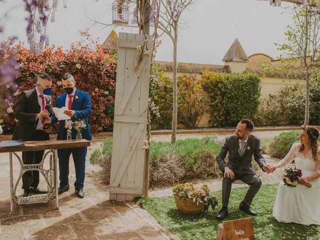 La boda de David y Vanesa en L' Ametlla Del Valles, Barcelona 77