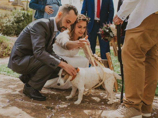 La boda de David y Vanesa en L' Ametlla Del Valles, Barcelona 87