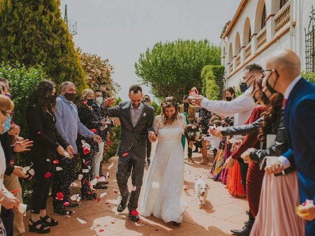 La boda de David y Vanesa en L' Ametlla Del Valles, Barcelona 93