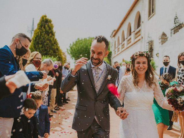 La boda de David y Vanesa en L' Ametlla Del Valles, Barcelona 94