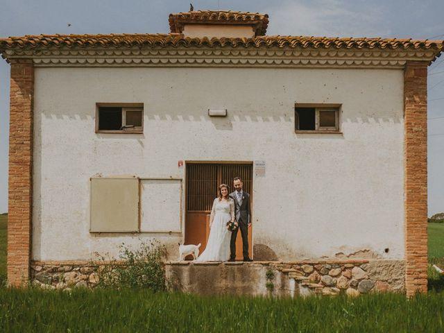 La boda de David y Vanesa en L' Ametlla Del Valles, Barcelona 100