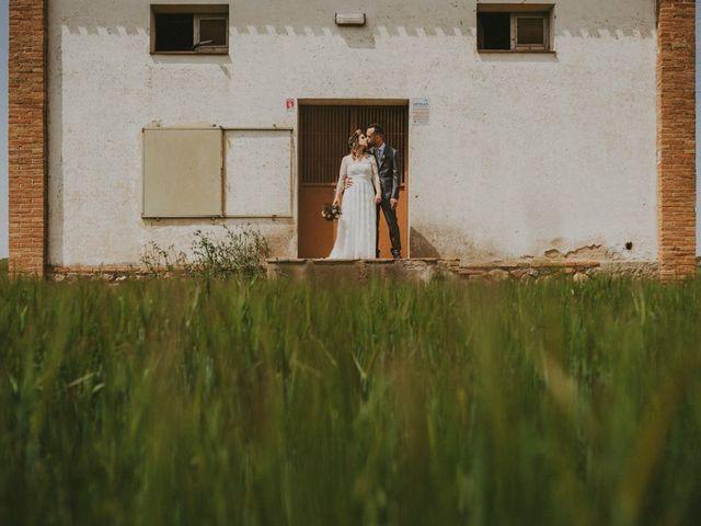 La boda de David y Vanesa en L' Ametlla Del Valles, Barcelona 101