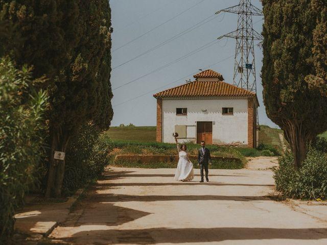 La boda de David y Vanesa en L' Ametlla Del Valles, Barcelona 103