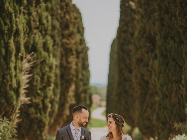 La boda de David y Vanesa en L' Ametlla Del Valles, Barcelona 104