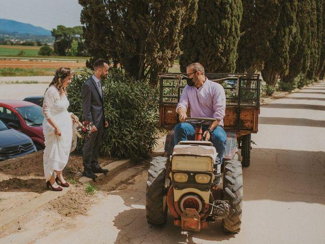 La boda de David y Vanesa en L' Ametlla Del Valles, Barcelona 105