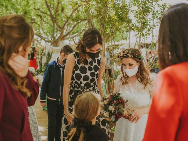 La boda de David y Vanesa en L' Ametlla Del Valles, Barcelona 111