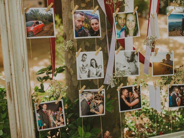 La boda de David y Vanesa en L' Ametlla Del Valles, Barcelona 112
