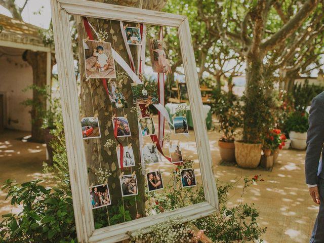La boda de David y Vanesa en L' Ametlla Del Valles, Barcelona 116