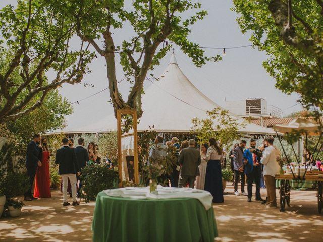 La boda de David y Vanesa en L' Ametlla Del Valles, Barcelona 118
