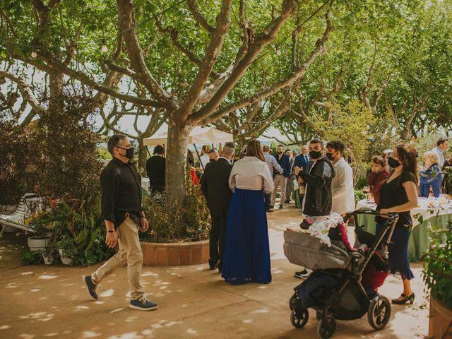 La boda de David y Vanesa en L' Ametlla Del Valles, Barcelona 119