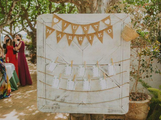 La boda de David y Vanesa en L' Ametlla Del Valles, Barcelona 126