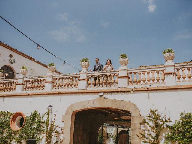 La boda de David y Vanesa en L' Ametlla Del Valles, Barcelona 129