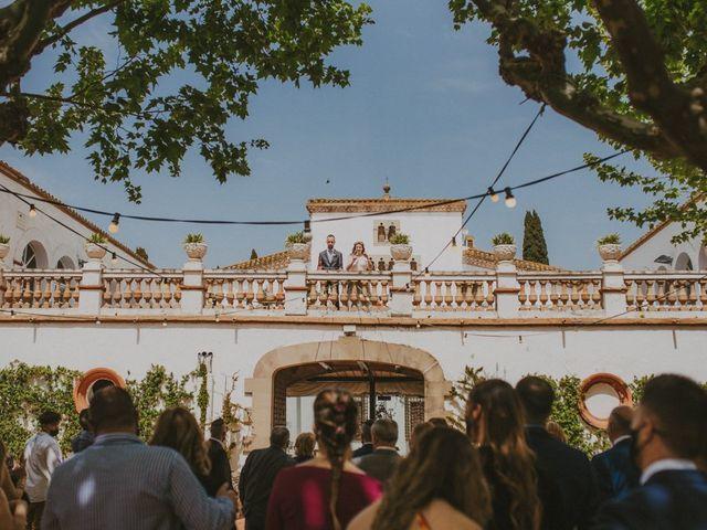 La boda de David y Vanesa en L' Ametlla Del Valles, Barcelona 130