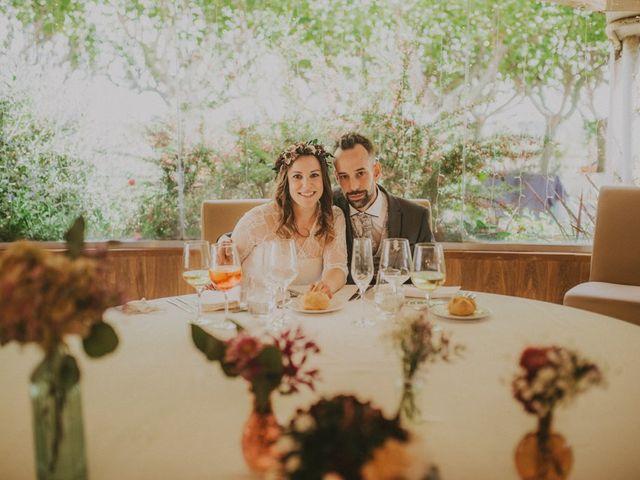 La boda de David y Vanesa en L' Ametlla Del Valles, Barcelona 135