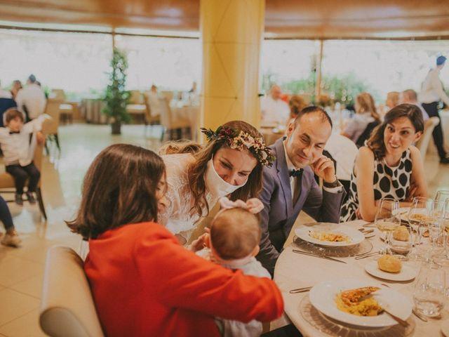 La boda de David y Vanesa en L' Ametlla Del Valles, Barcelona 140