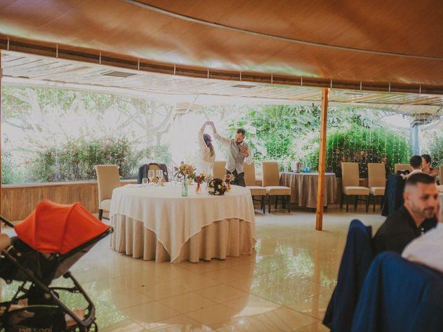 La boda de David y Vanesa en L' Ametlla Del Valles, Barcelona 143