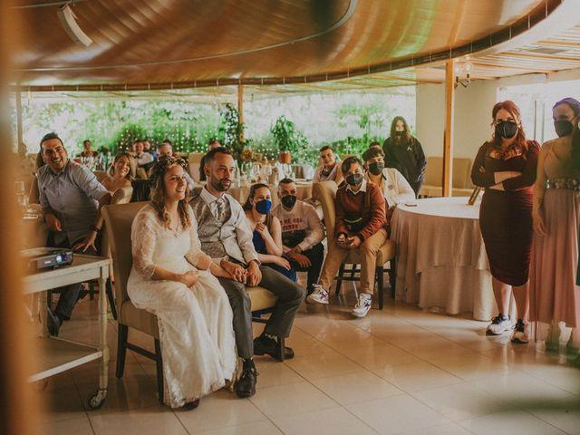La boda de David y Vanesa en L' Ametlla Del Valles, Barcelona 151