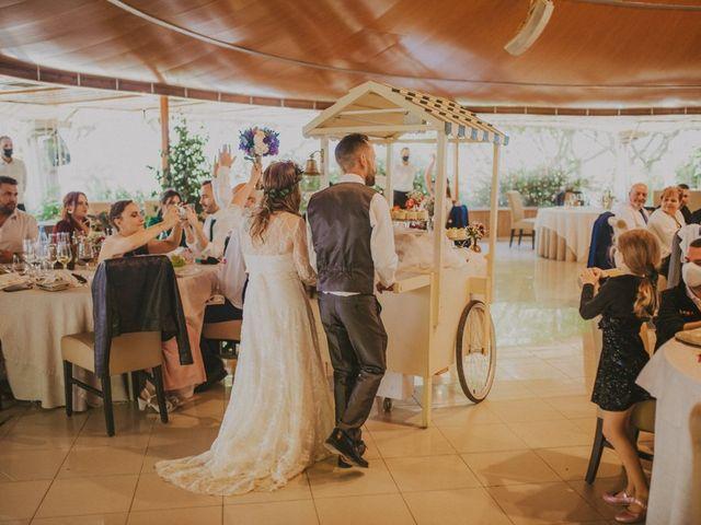 La boda de David y Vanesa en L' Ametlla Del Valles, Barcelona 153