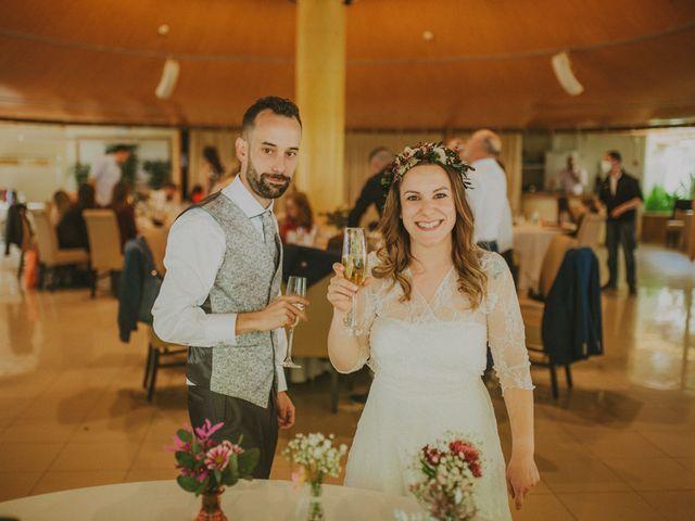 La boda de David y Vanesa en L' Ametlla Del Valles, Barcelona 157