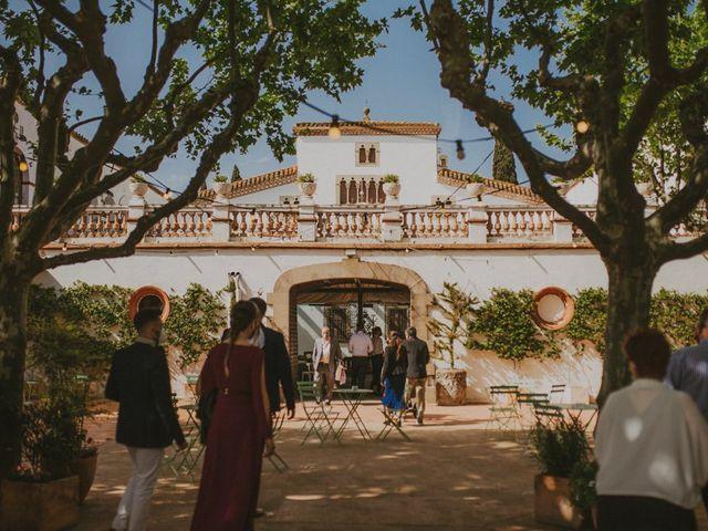La boda de David y Vanesa en L' Ametlla Del Valles, Barcelona 164