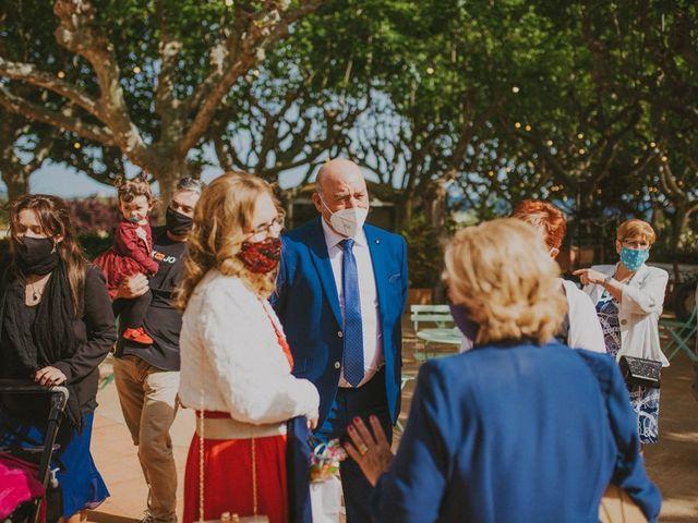 La boda de David y Vanesa en L' Ametlla Del Valles, Barcelona 167