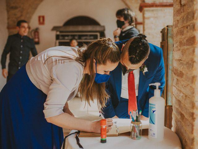 La boda de David y Vanesa en L' Ametlla Del Valles, Barcelona 170