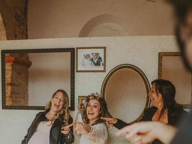 La boda de David y Vanesa en L' Ametlla Del Valles, Barcelona 173