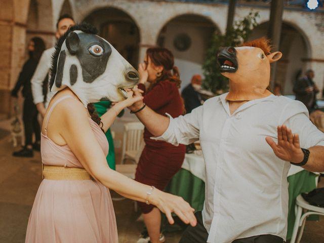 La boda de David y Vanesa en L' Ametlla Del Valles, Barcelona 174