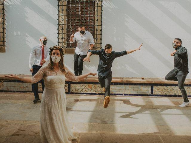 La boda de David y Vanesa en L' Ametlla Del Valles, Barcelona 180