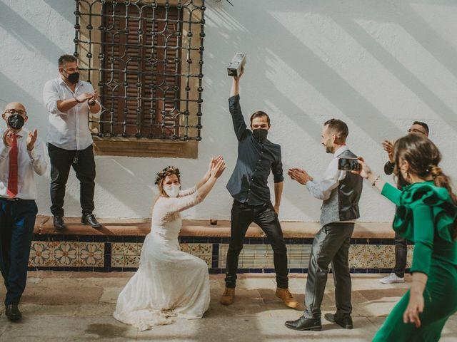 La boda de David y Vanesa en L' Ametlla Del Valles, Barcelona 182