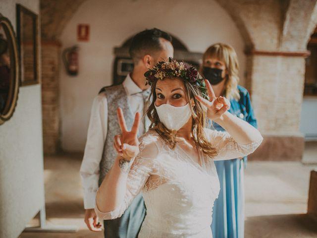 La boda de David y Vanesa en L' Ametlla Del Valles, Barcelona 183