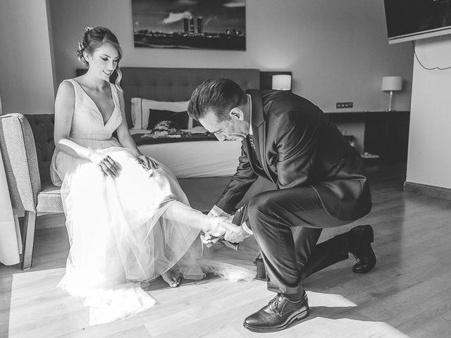 La boda de Javier y Sara en Colmenar Viejo, Madrid 29