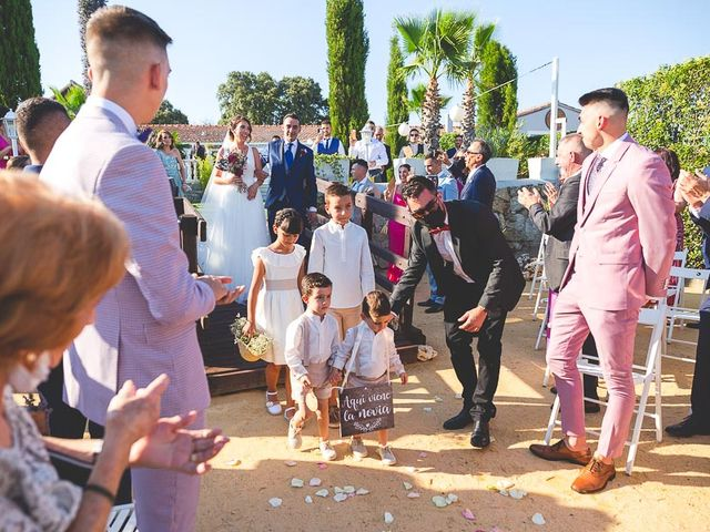 La boda de Javier y Sara en Colmenar Viejo, Madrid 53