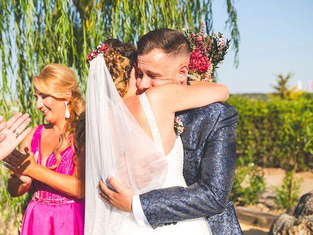 La boda de Javier y Sara en Colmenar Viejo, Madrid 54