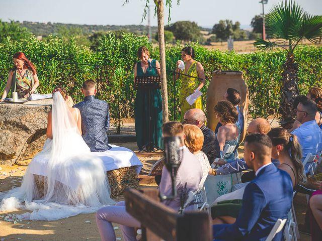 La boda de Javier y Sara en Colmenar Viejo, Madrid 56