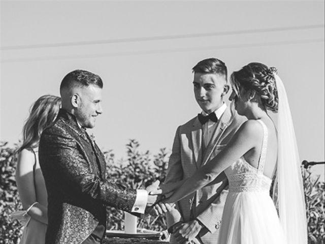 La boda de Javier y Sara en Colmenar Viejo, Madrid 61