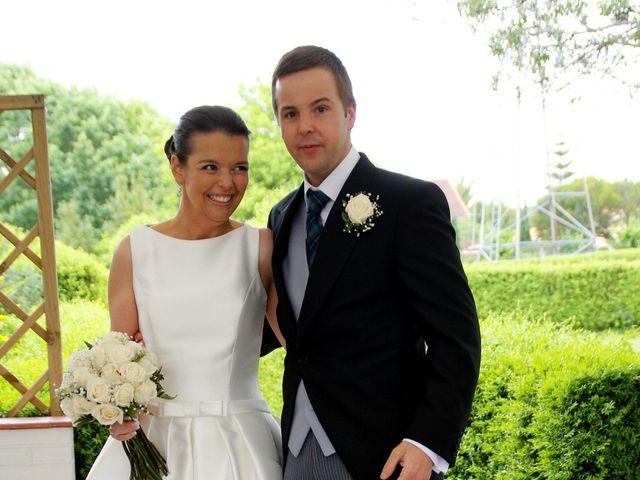 La boda de María y Martín