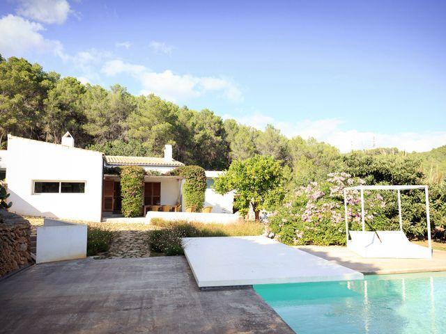 La boda de Jose y Delia en Santa Maria (Isla De Ibiza), Islas Baleares 3