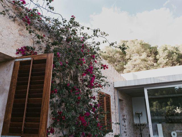 La boda de Jose y Delia en Santa Maria (Isla De Ibiza), Islas Baleares 5