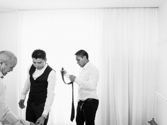 La boda de Jose y Delia en Santa Maria (Isla De Ibiza), Islas Baleares 14