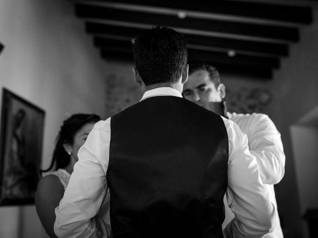 La boda de Jose y Delia en Santa Maria (Isla De Ibiza), Islas Baleares 17