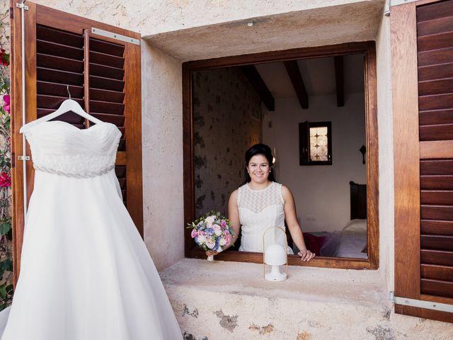 La boda de Jose y Delia en Santa Maria (Isla De Ibiza), Islas Baleares 23
