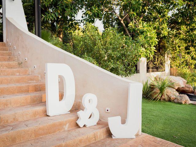 La boda de Jose y Delia en Santa Maria (Isla De Ibiza), Islas Baleares 31