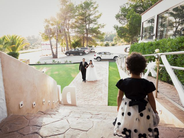La boda de Jose y Delia en Santa Maria (Isla De Ibiza), Islas Baleares 33