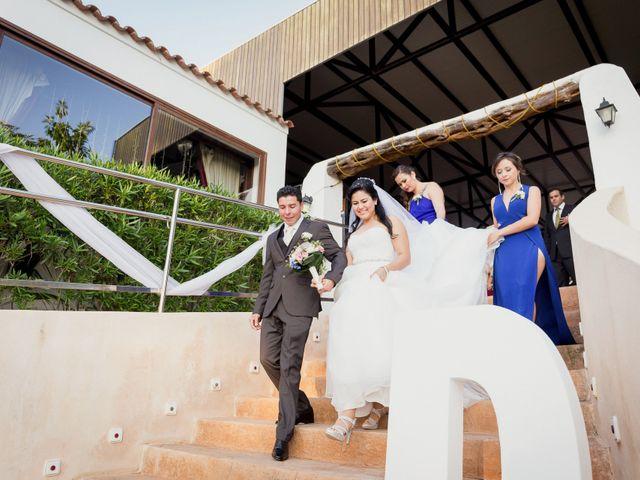 La boda de Jose y Delia en Santa Maria (Isla De Ibiza), Islas Baleares 38