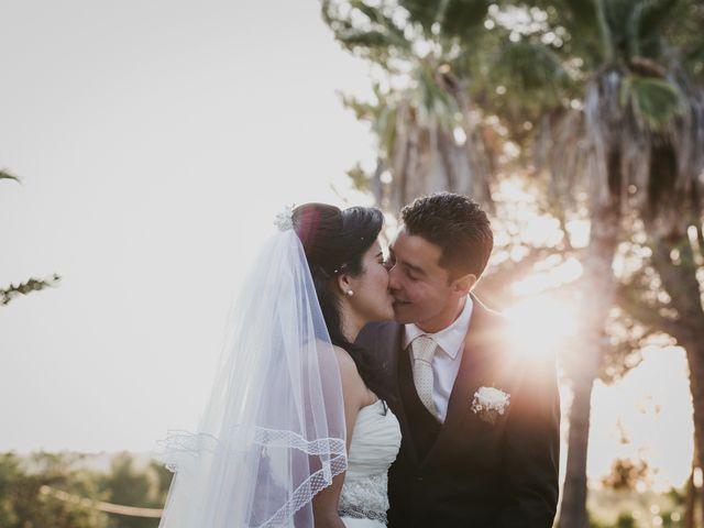 La boda de Jose y Delia en Santa Maria (Isla De Ibiza), Islas Baleares 39