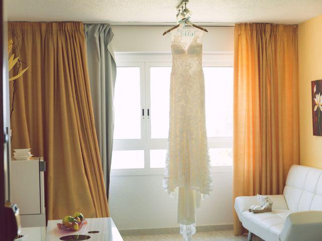 La boda de Juan Manuel y Lidia en La/villajoyosa Vila Joiosa, Alicante 3