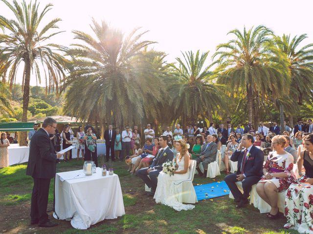 La boda de Juan Manuel y Lidia en La/villajoyosa Vila Joiosa, Alicante 8
