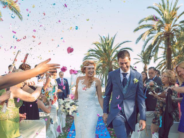 La boda de Juan Manuel y Lidia en La/villajoyosa Vila Joiosa, Alicante 11